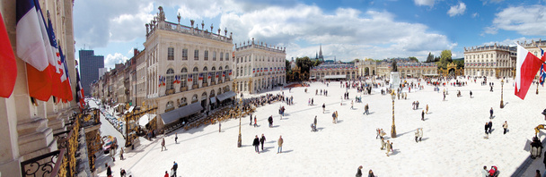 place Stanislas Nancy panoramique 180°