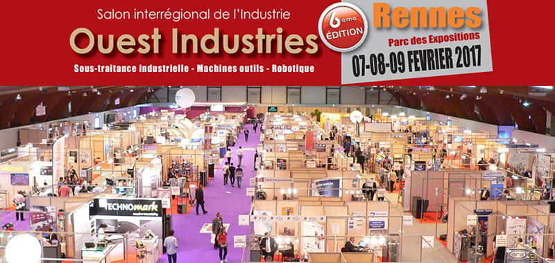 Ouest Industrie : salon interrégional de l'industrie
